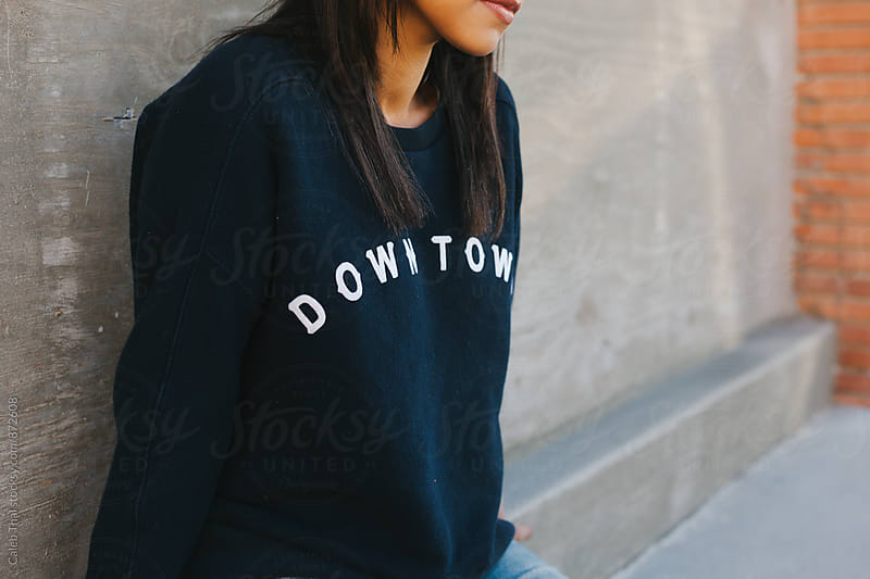 Downtown Sweater by Caleb Thal for Stocksy United