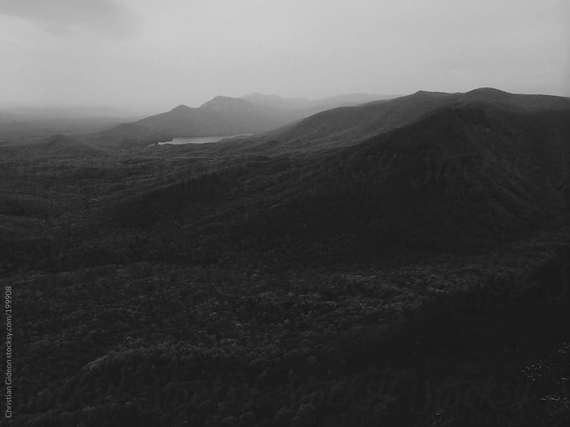 Iphone Images of Blue Ridge Mountains by Christian Gideon for Stocksy United