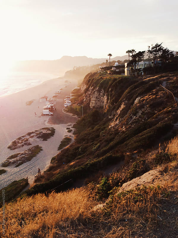 Malibu California by Kevin Russ for Stocksy United