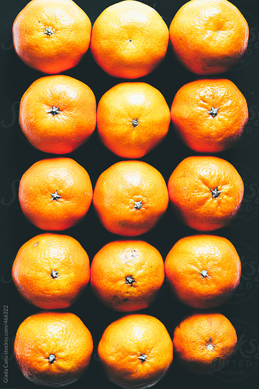 Orange clementines by Giada Canu for Stocksy United