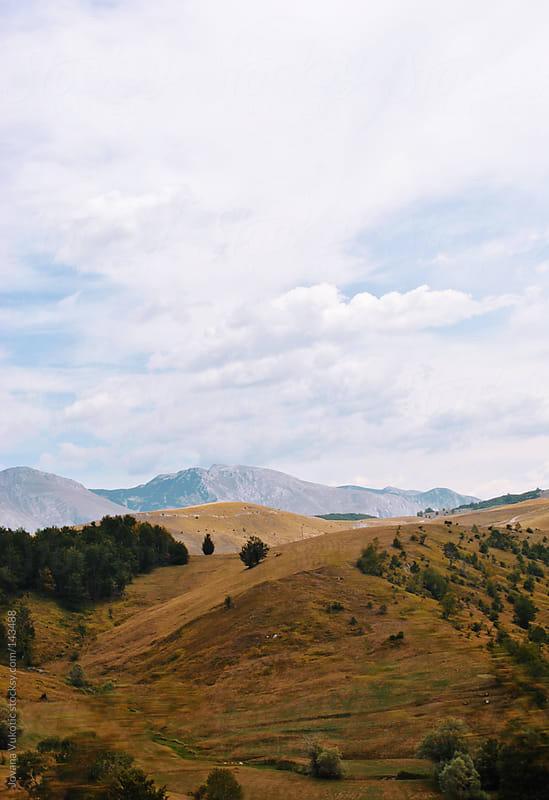 landscaape by Jovana Vukotic for Stocksy United