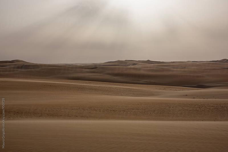 United Arab Emirates. Empty Quarter desert. by Mauro Grigollo for Stocksy United
