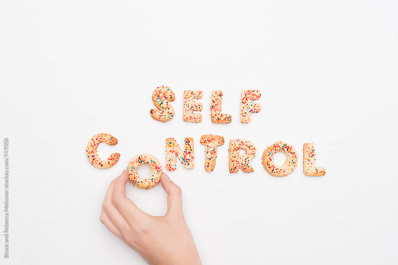 Self Control by Bruce Meissner for Stocksy United