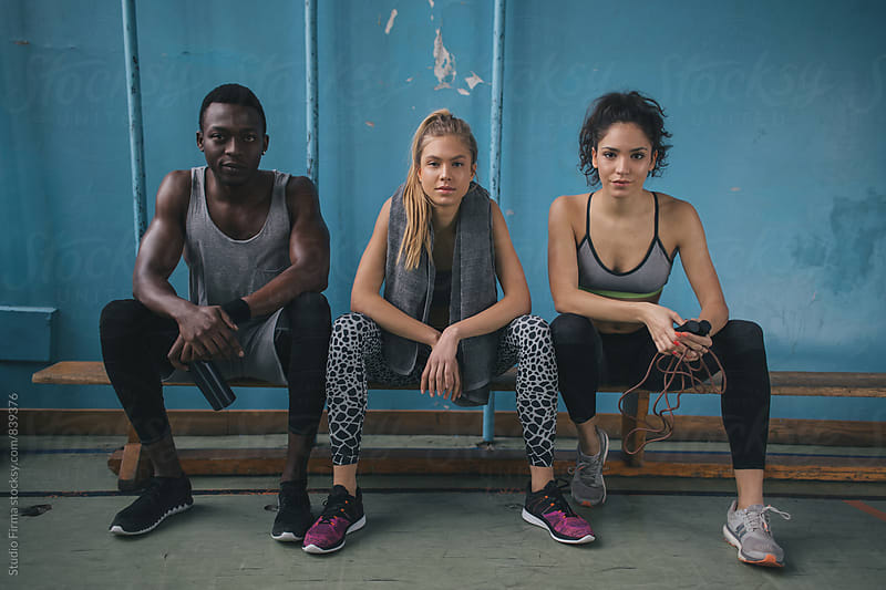Sport Time by Studio Firma for Stocksy United