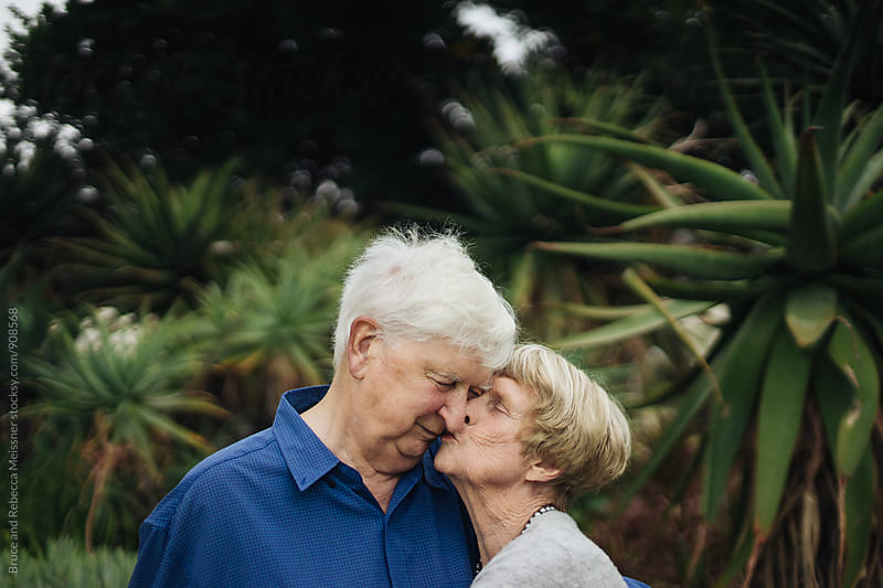 Mature Couple in Love by Bruce Meissner for Stocksy United