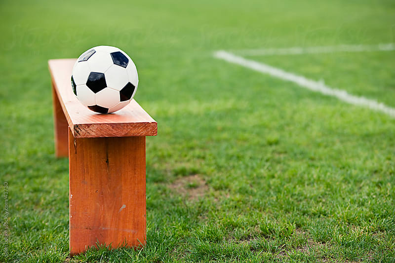 Soccer: Lonely Soccer Ball by Sean Locke for Stocksy United
