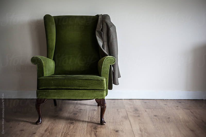 Old Chair. by Darren Muir for Stocksy United