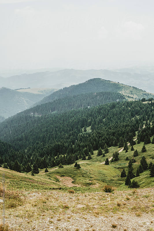 Mountain by Tatjana Ristanic for Stocksy United