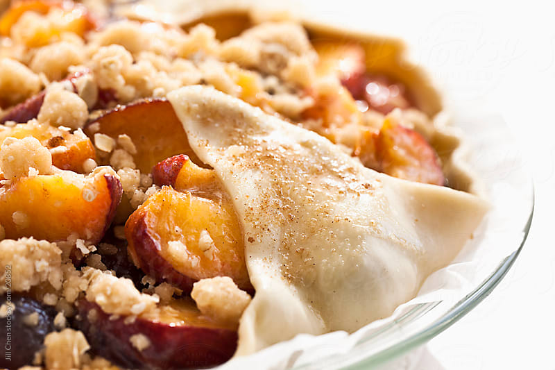 Peach Pie by Jill Chen for Stocksy United