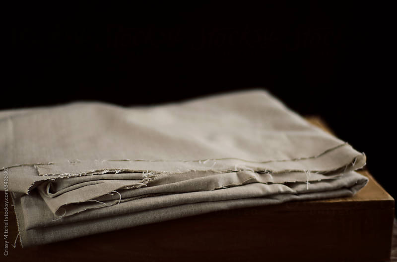 linen by Crissy Mitchell for Stocksy United