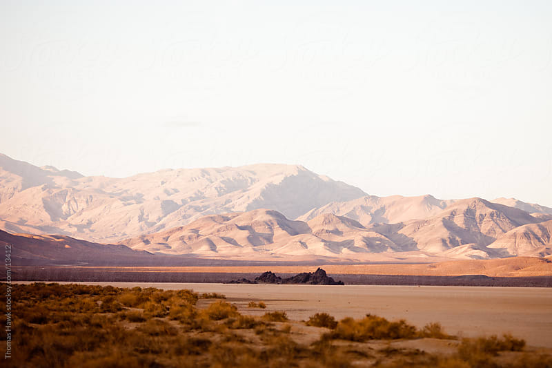 Death Valley Scene by Thomas Hawk for Stocksy United