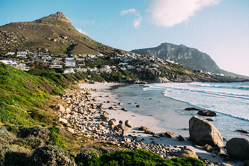 Llandudno beach in Cape Town by Micky Wiswedel for Stocksy United