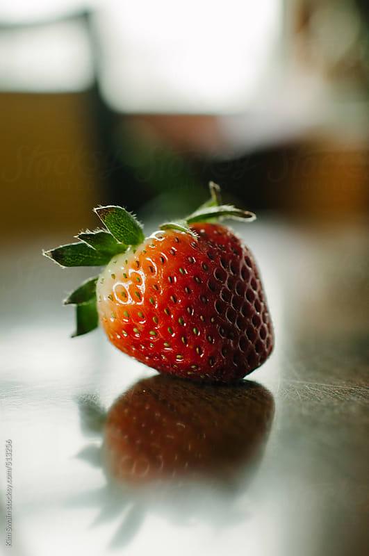 Strawberry by Kim Swain for Stocksy United