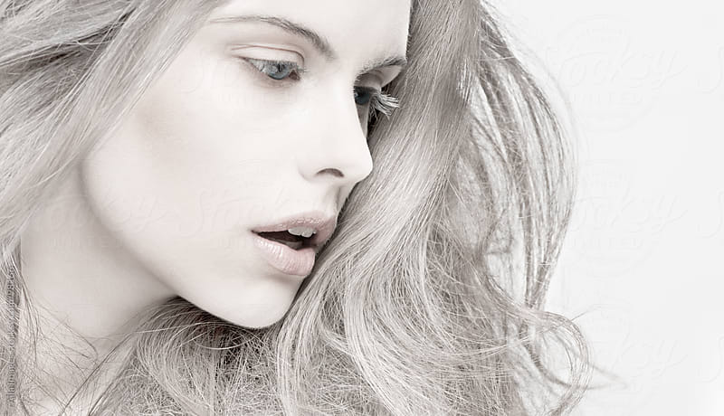 Ethereal Woman by Aila Images for Stocksy United
