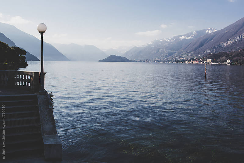 Lake of Como, Italy by michela ravasio for Stocksy United