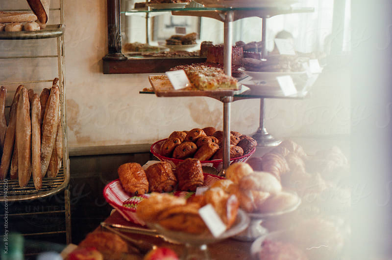 French Bakery by Kara Riley for Stocksy United
