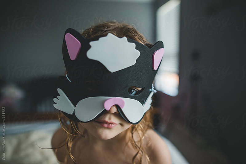 Here Kitty Kitty by Courtney Rust for Stocksy United