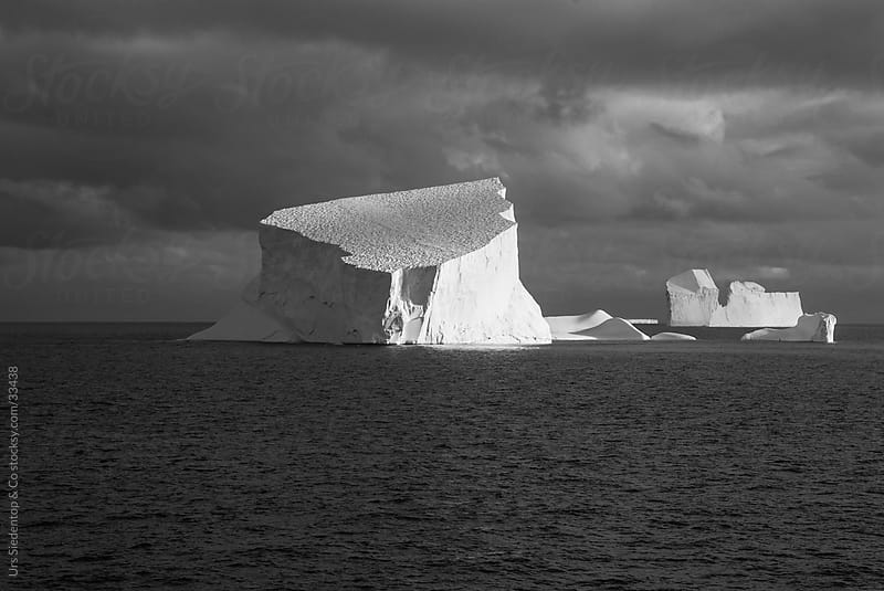 Antarctic Iceberg by Urs Siedentop & Co for Stocksy United