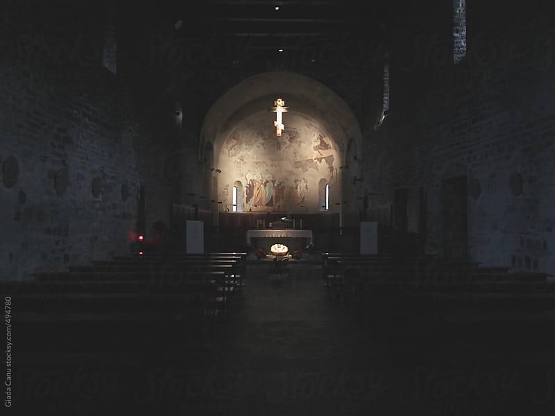 The Piona Abbey by Giada Canu for Stocksy United