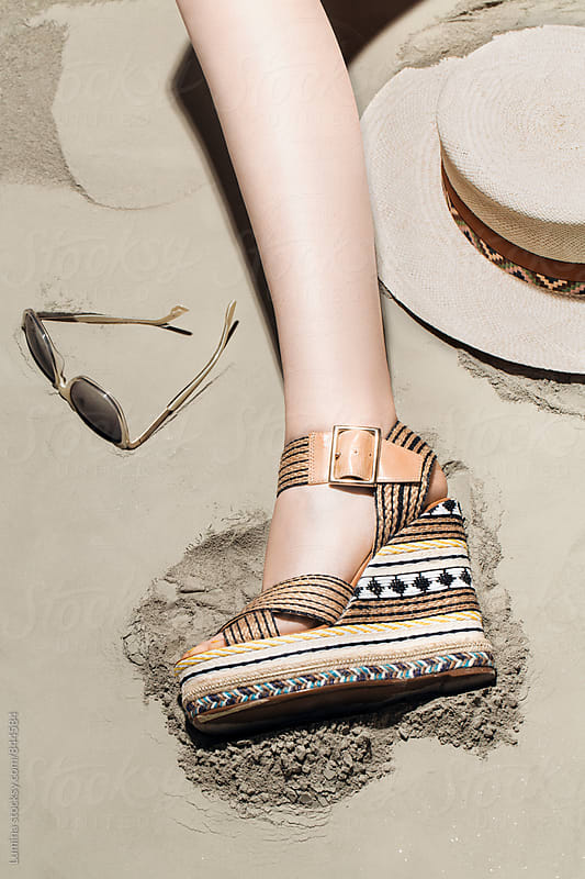 Summer Shoes by Lumina for Stocksy United