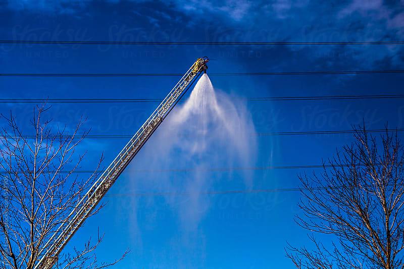 Firehose by David Jackson for Stocksy United