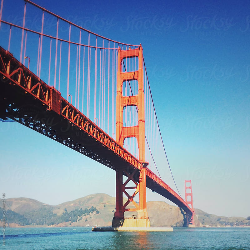 Golden Gate Bridge by Bethany Olson for Stocksy United
