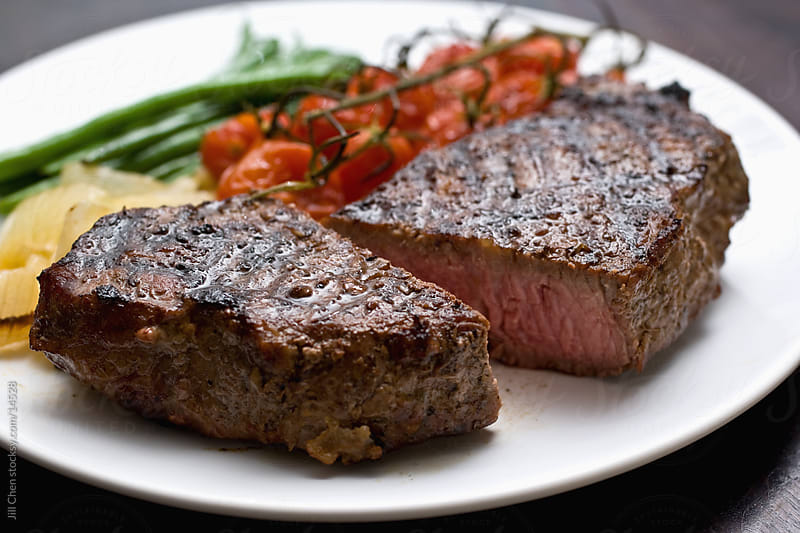 Striploin Steak by Jill Chen for Stocksy United