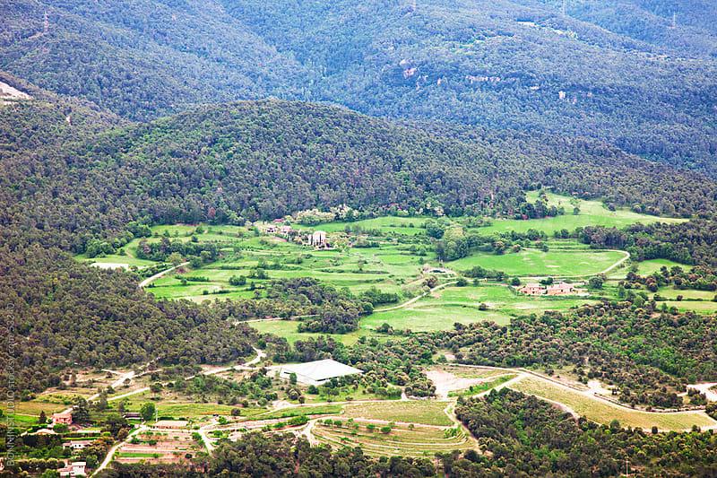 Aerial landscape. by BONNINSTUDIO for Stocksy United