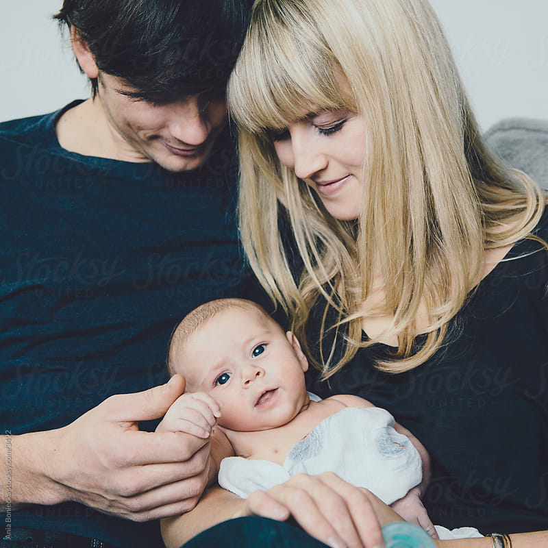 Happy family by Ania Boniecka for Stocksy United