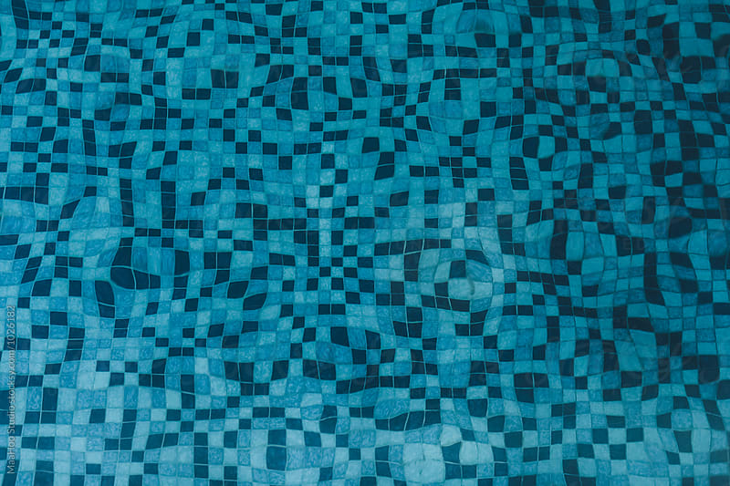 Swimming Pool floor by Maa Hoo for Stocksy United