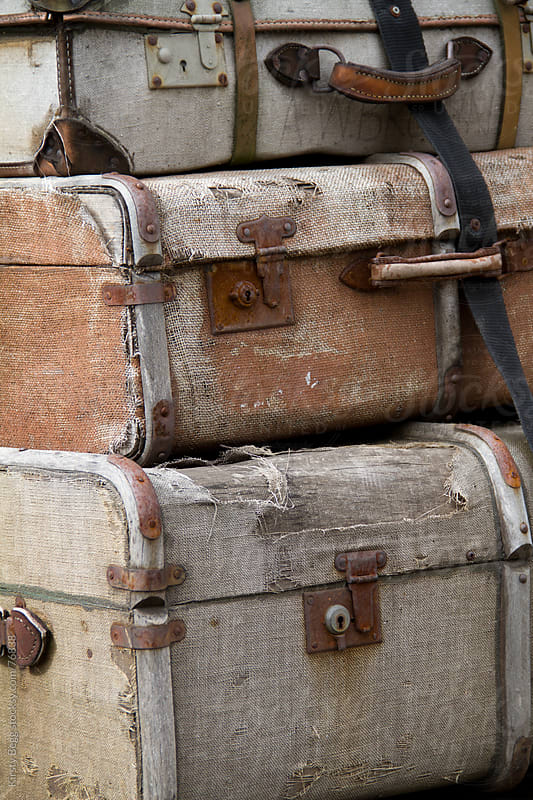 Left Luggage by Kirsty Begg for Stocksy United