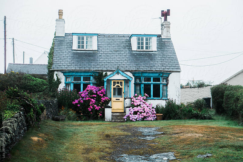 Welsh Cottage  by Léa Jones for Stocksy United