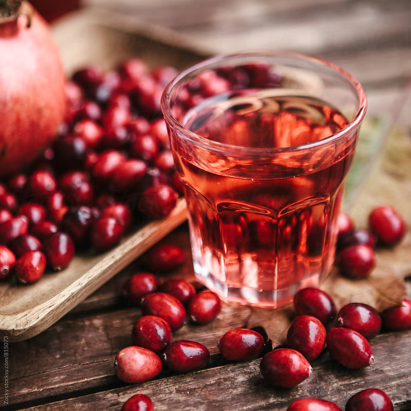 Cranberry Juice by Zocky for Stocksy United