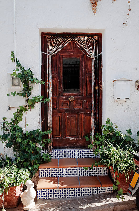 Architecture typical Andalucia by Javier Márquez for Stocksy United