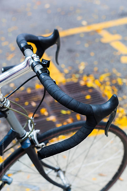 Fixed Gear Bicycle by Good Vibrations Images for Stocksy United