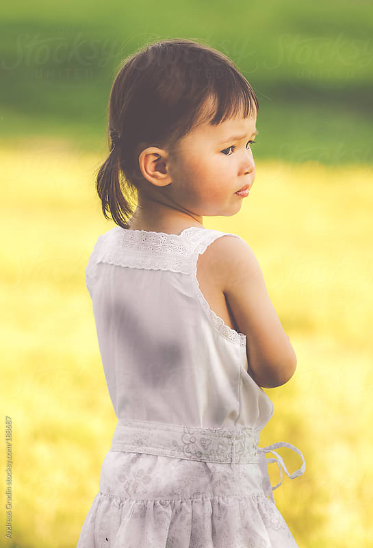 summer girl by Andreas Gradin for Stocksy United