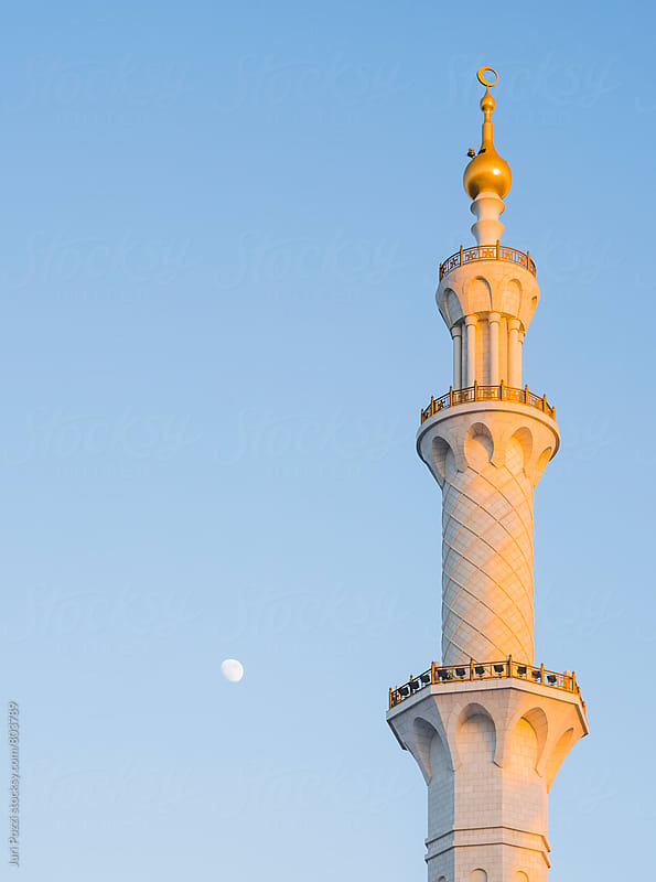 Minaret by Juri Pozzi for Stocksy United