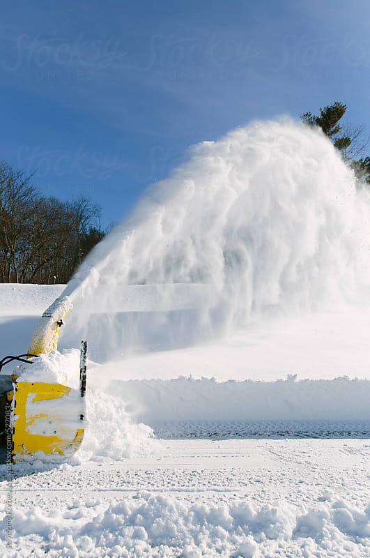 Shall be Blow some Snow? by Raymond Forbes LLC for Stocksy United