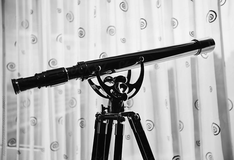 Telescope by Raymond Forbes LLC for Stocksy United