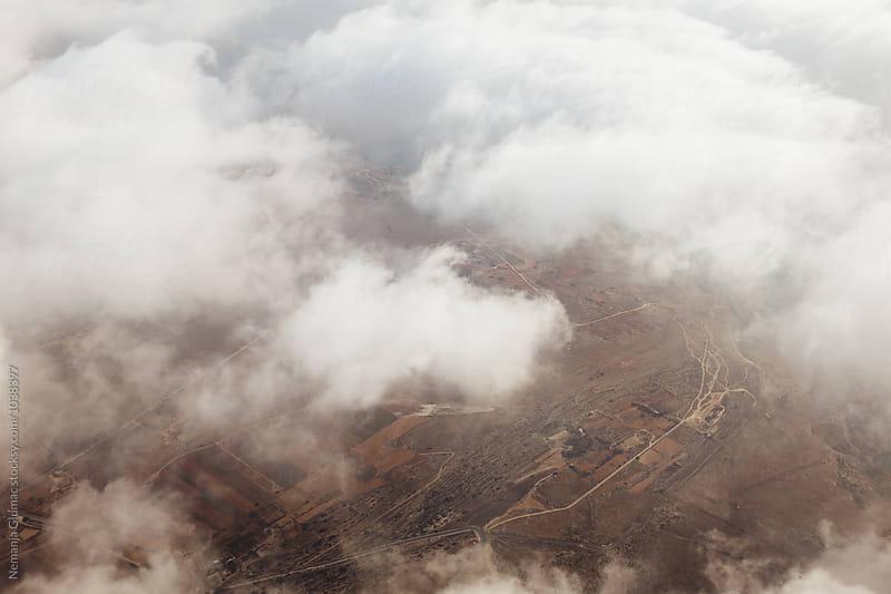 Malta Through The Clouds by Nemanja Glumac for Stocksy United