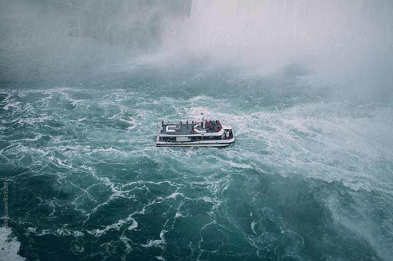 Niagara Falls by Jake Elko for Stocksy United