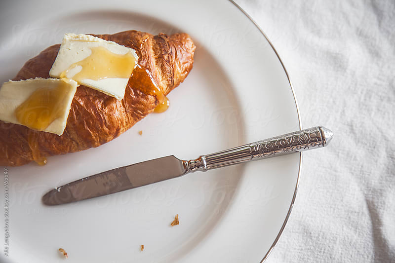 Breakfast by Alie Lengyelova for Stocksy United