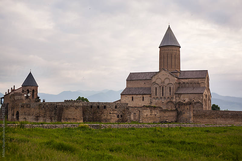 Alaverdi Monastery by Milles Studio for Stocksy United