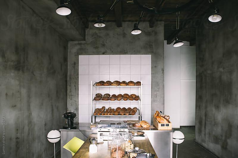 Bakery Interior by Lumina for Stocksy United