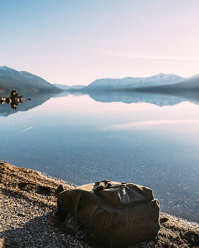 Glacier National Park Adventure by Jovell Rennie for Stocksy United