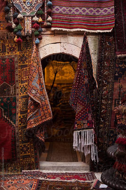 Carpet store by Milles Studio for Stocksy United