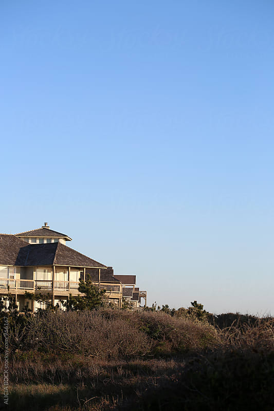 A Large Beach House On The North Carolina Coast by ALICIA BOCK for Stocksy United