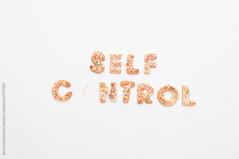 Self Control by Bruce and Rebecca Meissner for Stocksy United