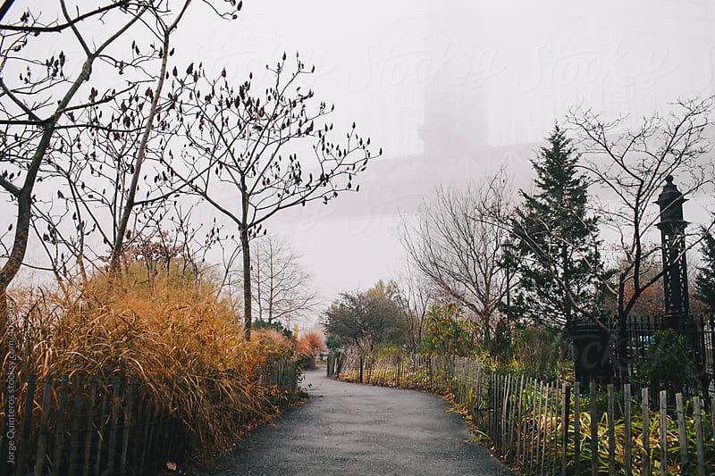 Brooklyn Fog by Jorge Quinteros for Stocksy United