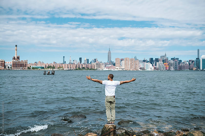 King of NYC by WAVE for Stocksy United